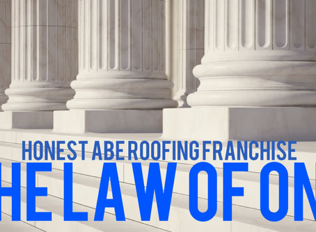 The Law of One in Franchising
