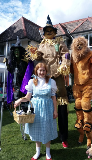 Wizard of Oz Bupa Care Home
