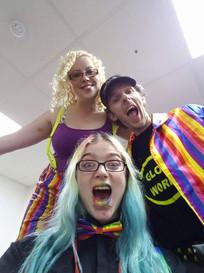 LGBTQ+ event