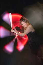 Lunah LED Juggling Clubs