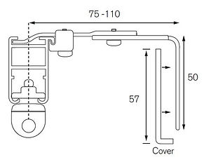 75mm-110mm Track Bracket.JPG