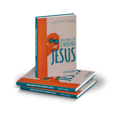 LIVRO: Brincando com o menino JESUS