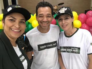 Formatura Gideões Mirins em Governador Valadares!