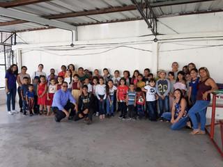 Primeiros Gedeones Kids em Honduras