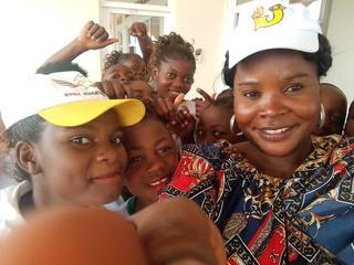 Gideões Mirins no Congo - Watoto Wa Gideoni