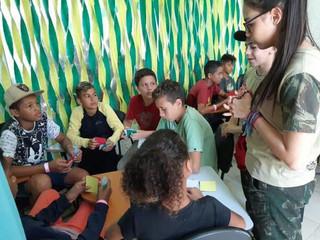 Desafio Missionário, São Paulo
