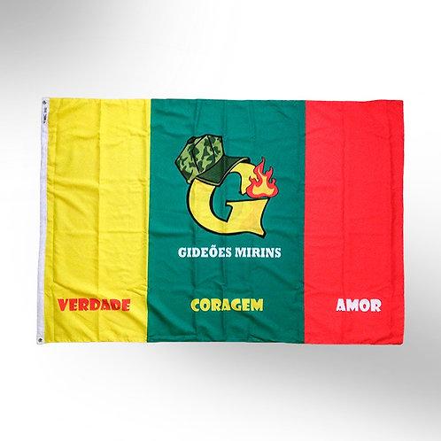 Bandeiras Gideões Mirins