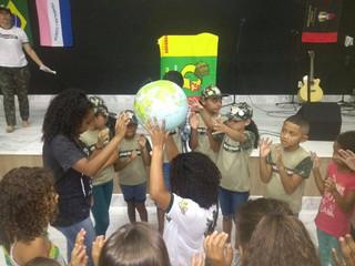 Gideões Mirins orando pelas nações! 72hrs de jejum e oração