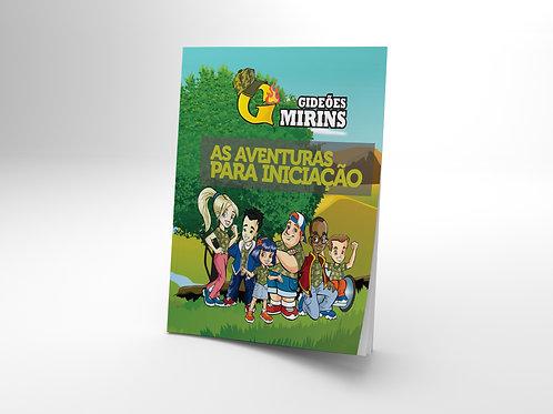REVISTINHA: As aventura para iniciação