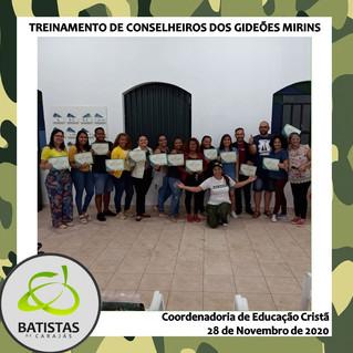Curso de Formação de Conselheiros em Marabá - PA