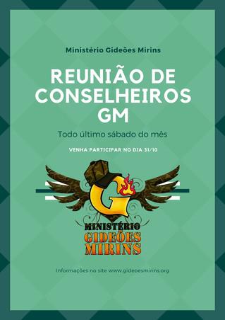 Reunião Virtual e Presencial dos Conselheiros e Supervisores GM