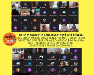 1º Congresso Online dos Gideões Mirins e dos Gideões Teens!