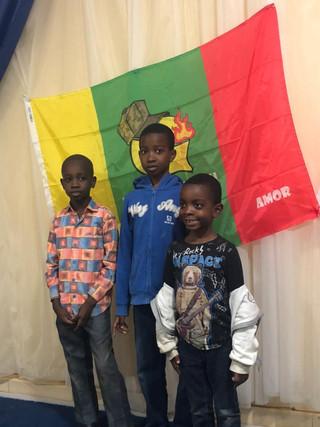 Gideões Mirins no Senegal!