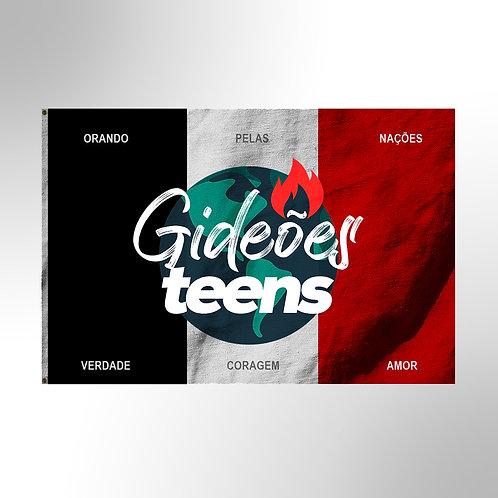Bandeira Silkada Gideões Teen