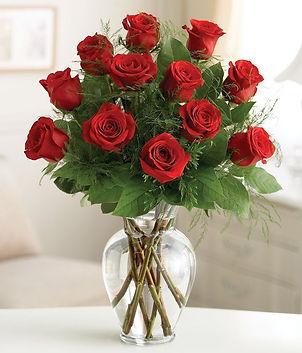 1 Dozen Red Roses w vase XE.jpg