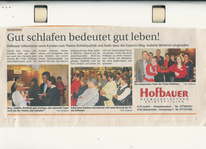 Rundschau 2009