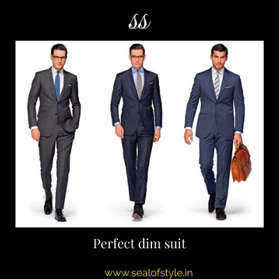 Perfect dim suits