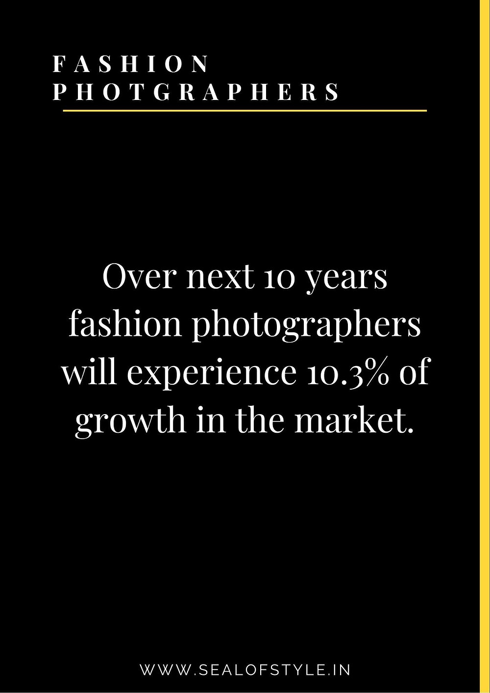 Information about fashion photographer