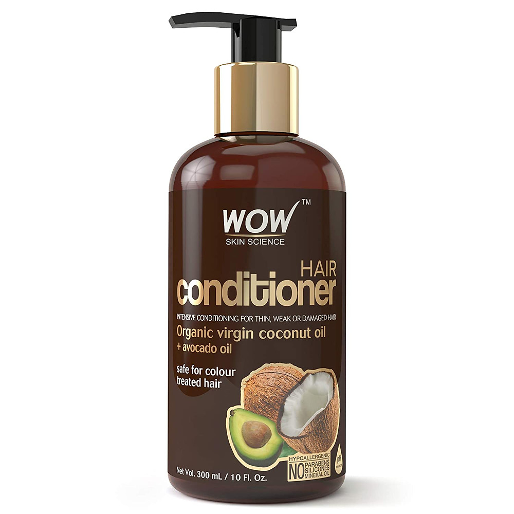 Wow conditionor is made for specially reduction of hair fall
