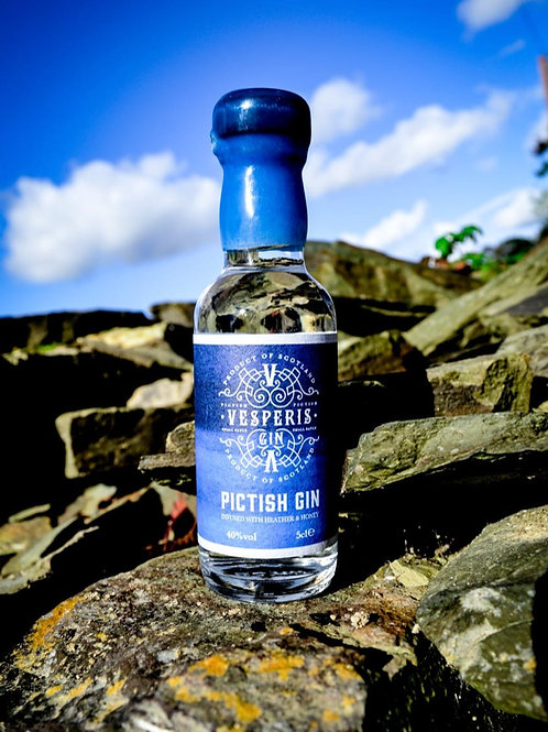 Vesperis Pictish Gin Miniature