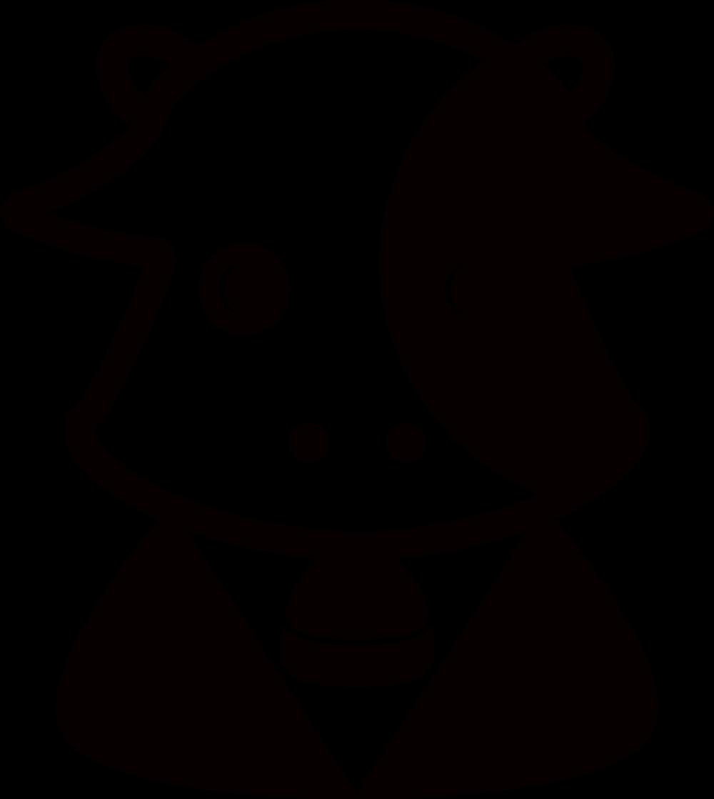 ウェブデザインカウのキャラクター「カウッポ」