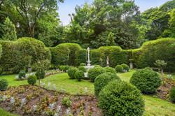 Inside The Foxglove Garden