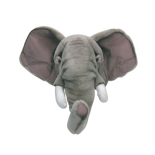 trofeo de peluche elefante