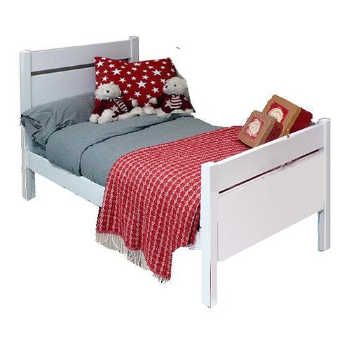 cama nueva mimbre