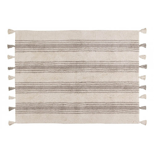 alfombra rayas