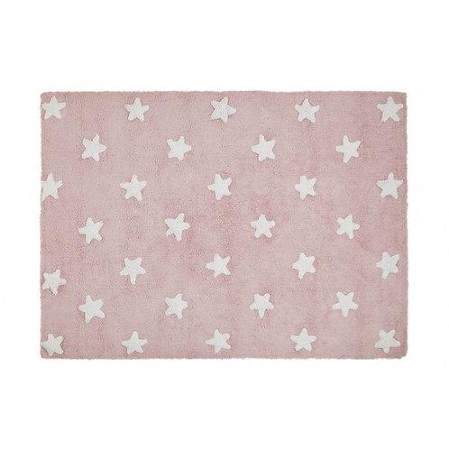 alfombra lavable estrellas