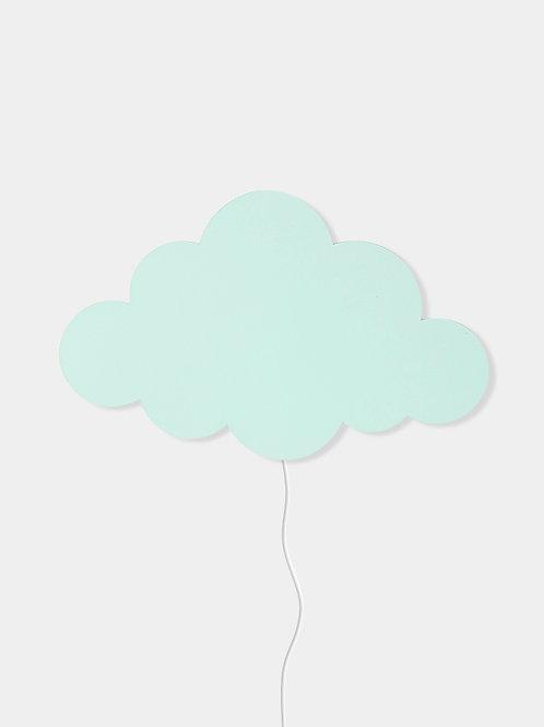 Aplique luz Nube