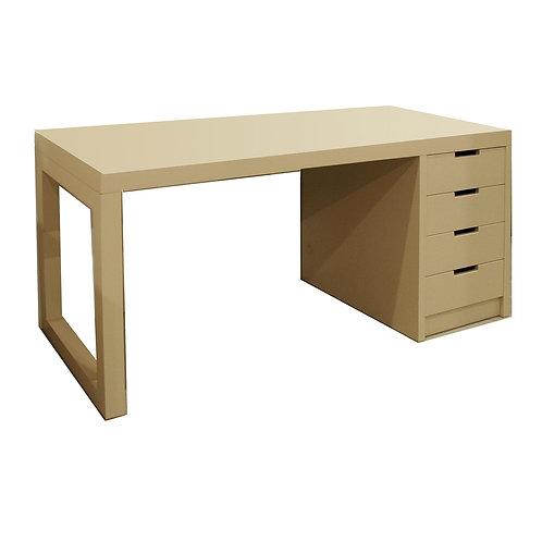 escritorio pata hueca