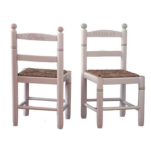 silla de niño