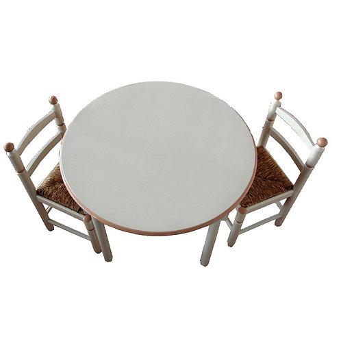 mesa redonda ref. 10500