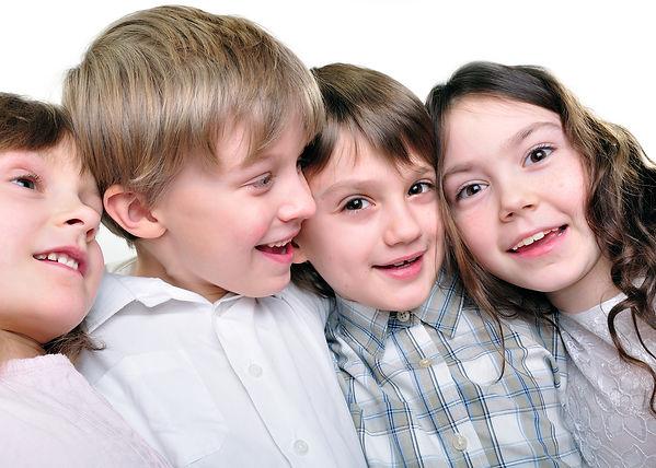 bigstock-Happy-Children-Friends-Hugging-
