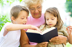 Grandparents Tuning in to Kids programs
