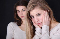 teenagers struggling with emotions