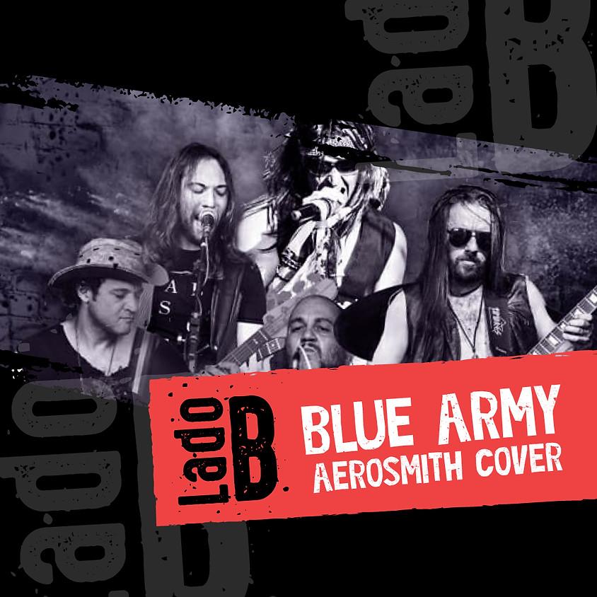 BANDA BLUE ARMY - AEROSMITH COVER