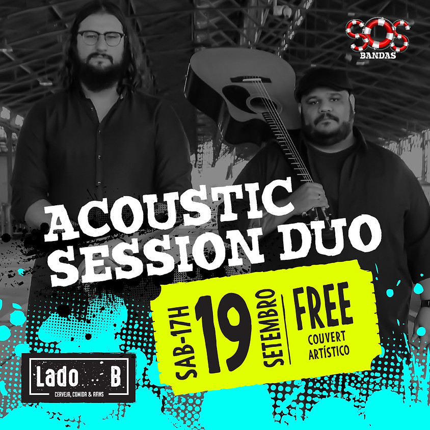 SHOW ACOUSTIC SESSION DUO