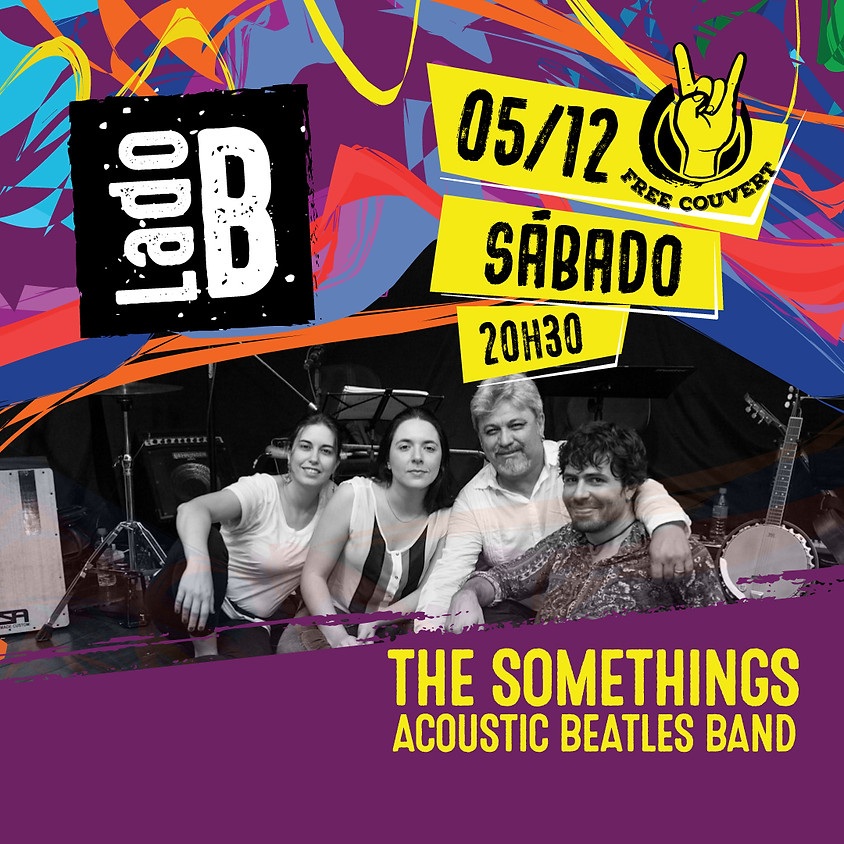 THE SOMETHINGS ACOUSTIC BEATLES BAND