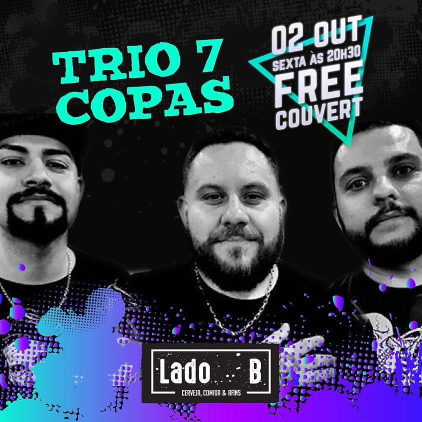 SHOW TRIO 7 COPAS