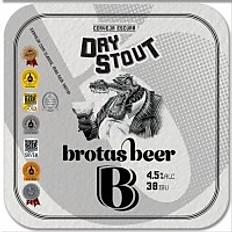 BROTAS - DRY STOUT (Stout)