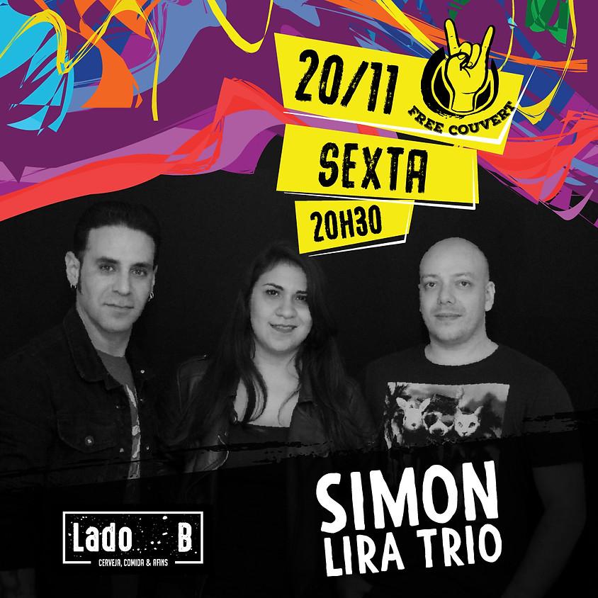 SHOW BANDA SIMON LIRA TRIO