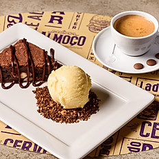 Combo - Brownie e Café