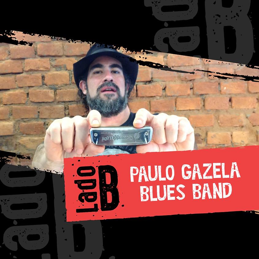 PAULO GAZELA BLUES BAND