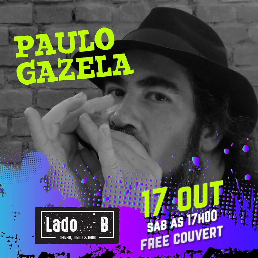SHOW PAULO GAZELA