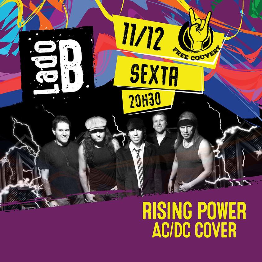 BANDA RISING POWER – AC/DC COVER
