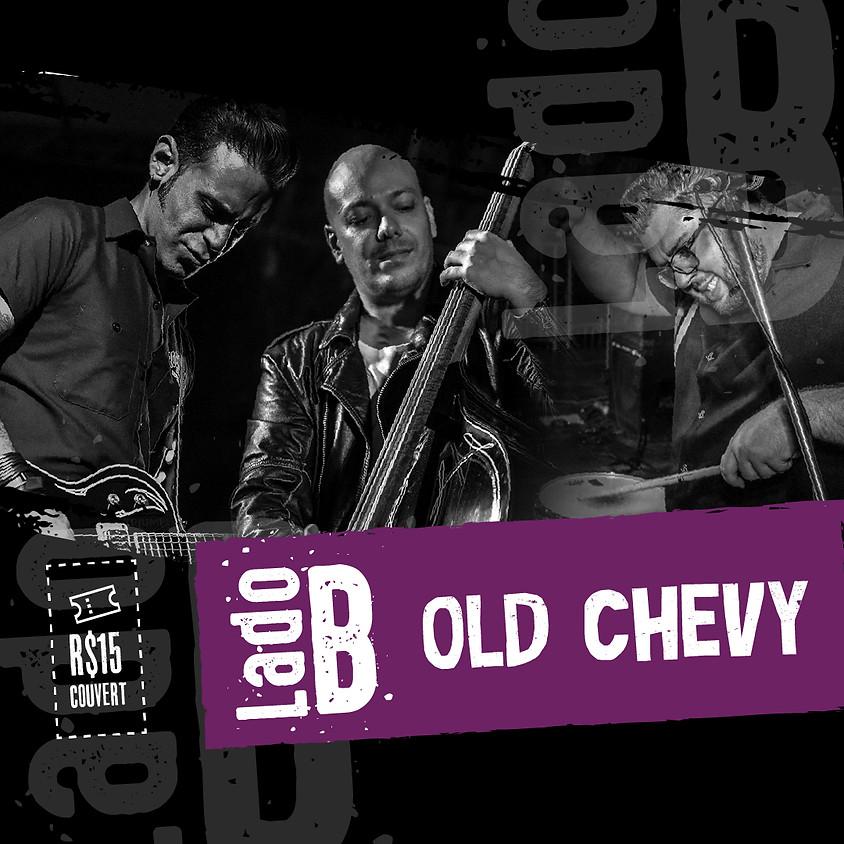 OLD CHEVY - Muito Rockabilly, Boogie Woogie e mais....