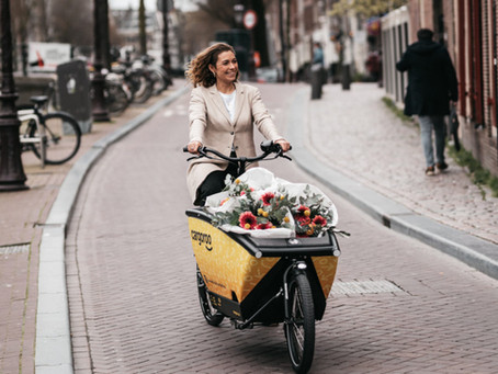 Start up holandeza pretende conectar produtor de flores e consumidores