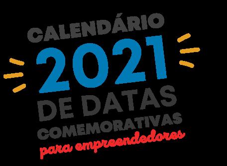 Datas Comemorativas 2021